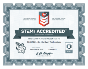 OMOTEC STEM Certified Institute in India