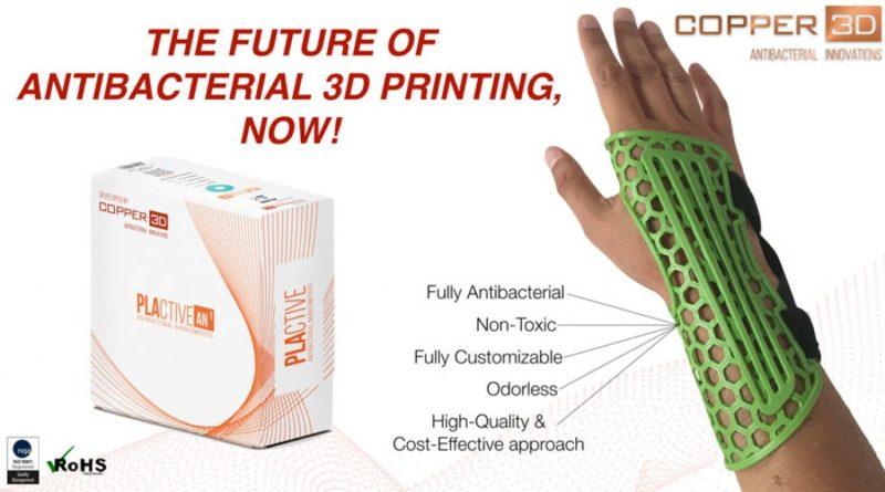 NSA Studying Anti Bacterial 3D Printing