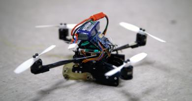 Small Flying Robotos