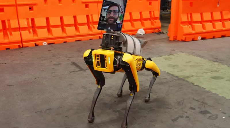 Spot Robot by Boston Dynamics
