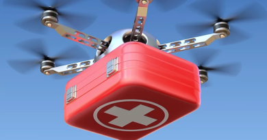 Drone in Healthcare