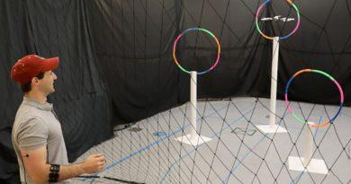 Muscle signals can pilot a robot