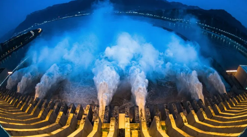 Japanese Construction Giant Is Making A Massive New Dam Almost Entirely With Robots