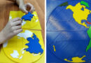 Physicist 3D Prints Interactive Maps for Visually Impaired Children