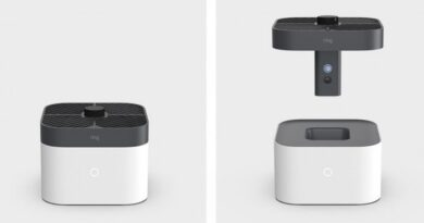 Ring's New Security Camera Is a Drone Flying in Your House