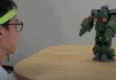 Japanese Scientists Create Mind Control Tech for Gundam Robot