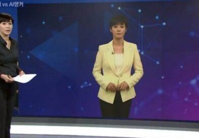 South Korea's AI-Powered News Anchor Looks Shockingly Realistic