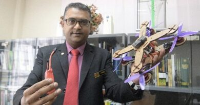 Engineers Turn Pineapple Leaves Into Biodegradable Drone Parts