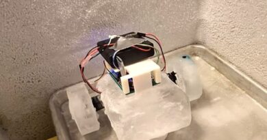 'Ice Robots' Could Repair, Self-Build While Exploring Other Planets, Says Study