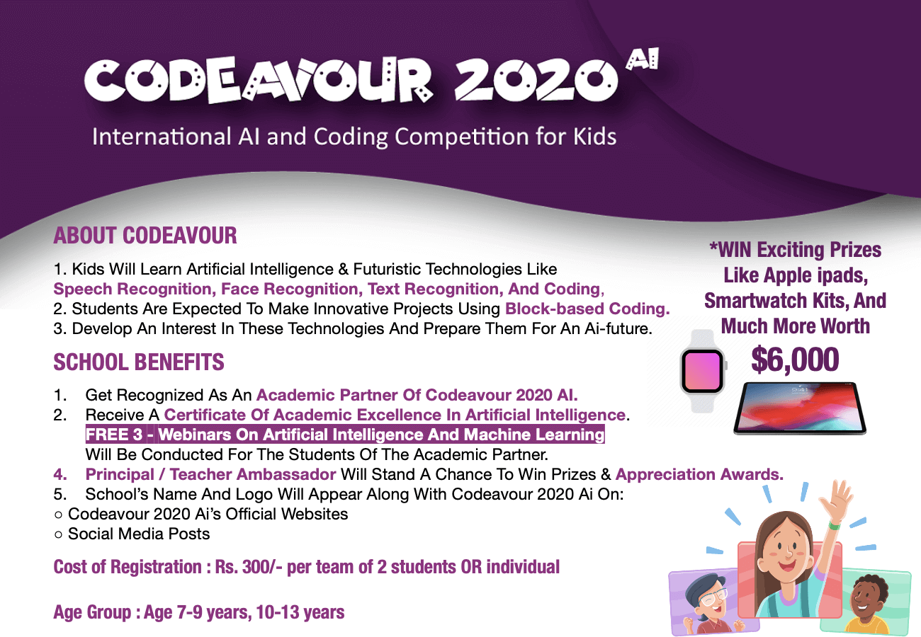 CodeAvour Competition 2020