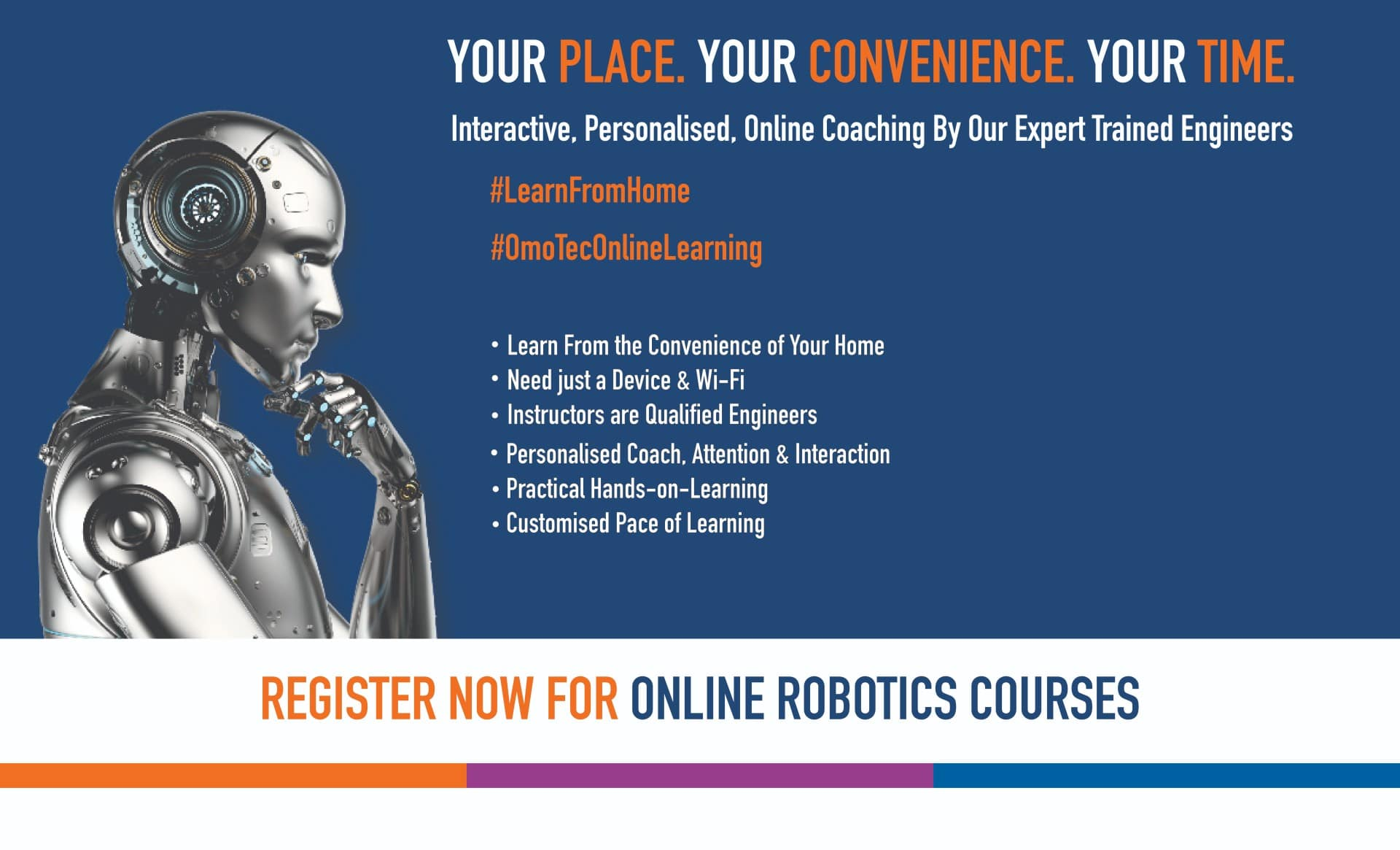 Online Coding and Robotics Courses for School Kids
