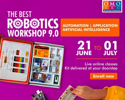 Best AI Robotics Workshop for Kids 2021