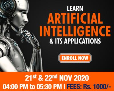 Artificial Intelligence Workshop for Kids