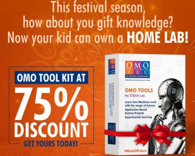 STEAM KIT for Kids with workshop