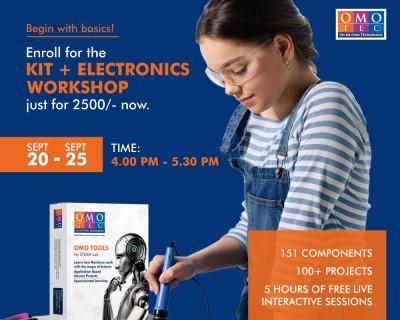 KIT + Electronics Workshop for Kids