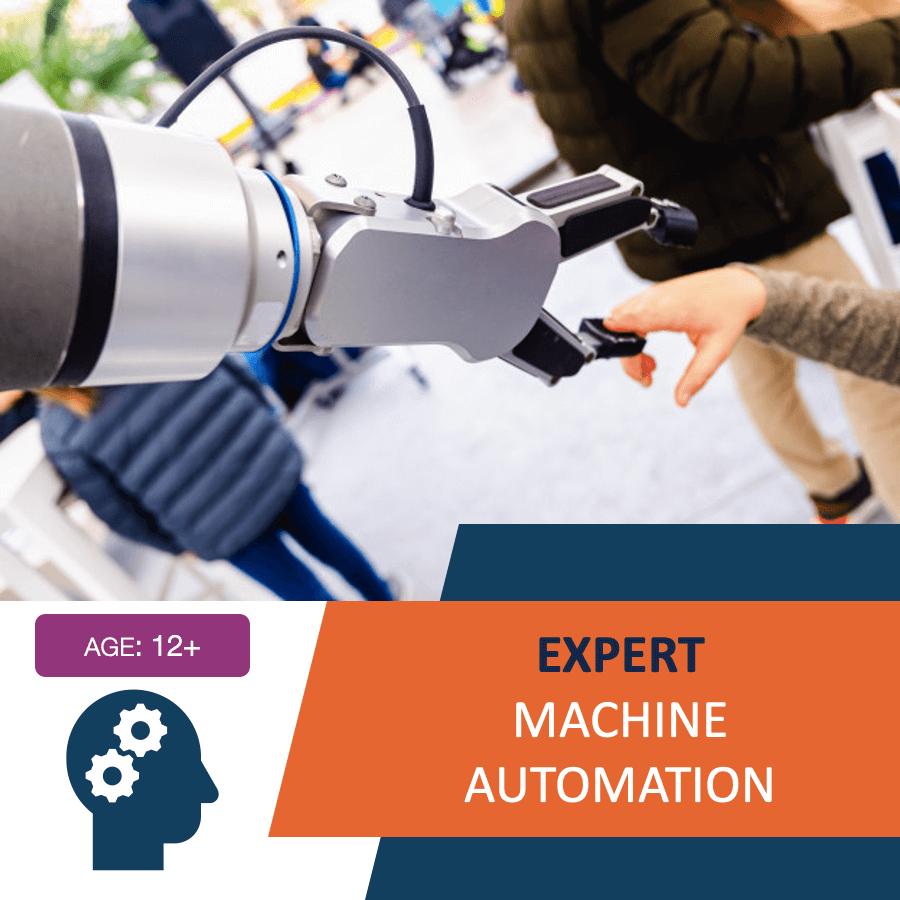 Online Machine Automation Course