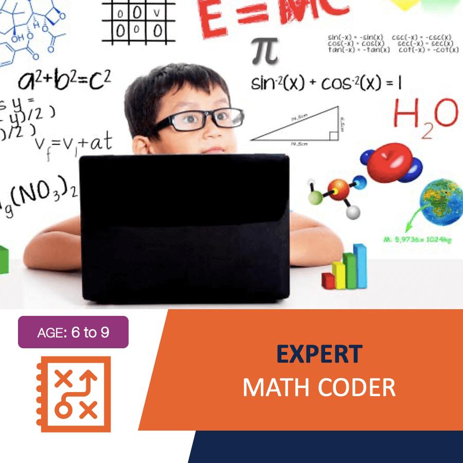 Online Expert Math Coder Course