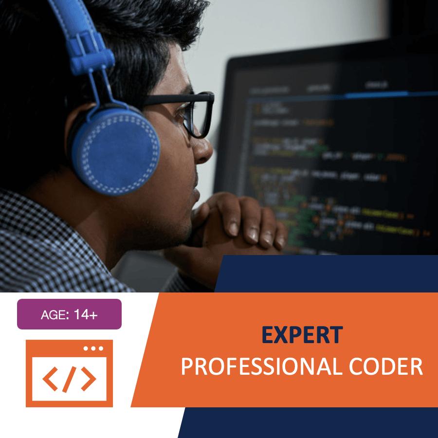 Expert Professional Coder Online Course