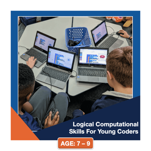 Logical computational skills for young coders age 7 to 9