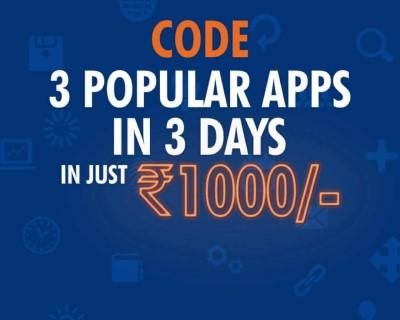 Mobile App Development Workshop for Kids