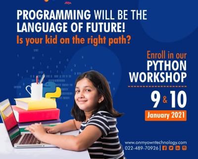 Artificial Intelligence Workshop for Kids January 2021