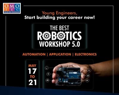 Best Robotics Workshop for Engineers 2021